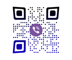 QR code with logo in you Sagisation