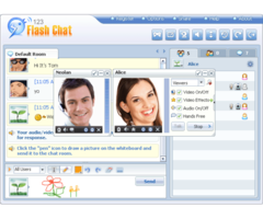 123Flash Chat Hosting