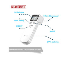 Meditech Infrared Thermometr (Medical Devices)